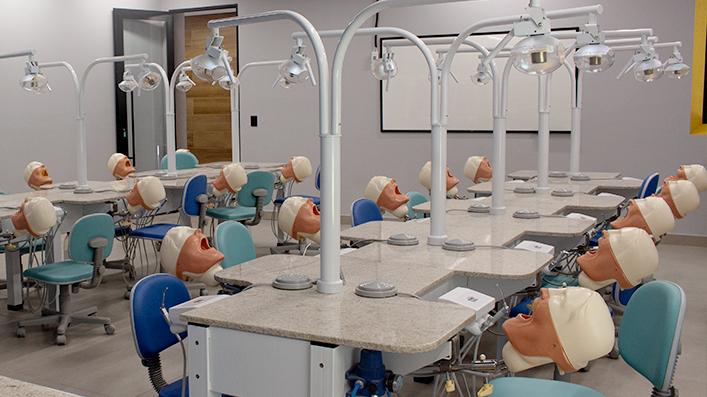 Laboratório de cabeça