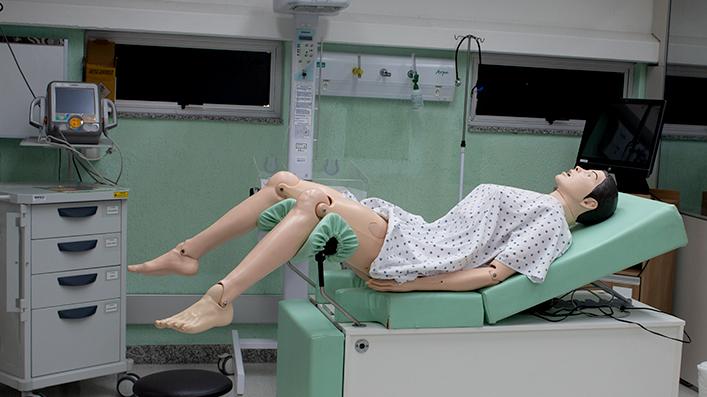 SIMULAB - Laboratório de simulação realística